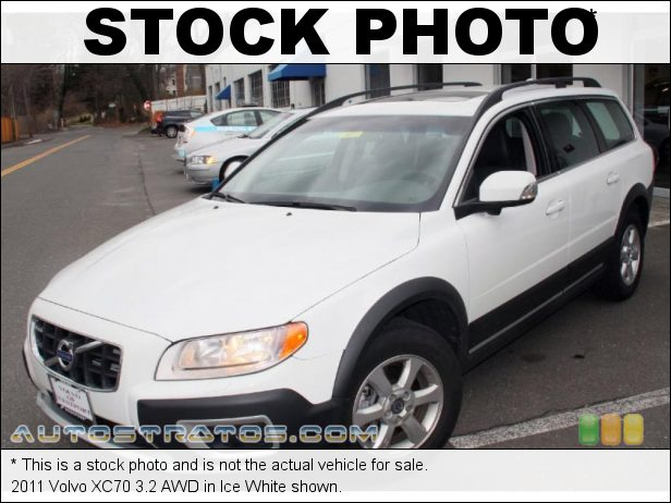 Stock photo for this 2011 Volvo XC70 3.2 AWD 3.2 Liter DOHC 24-Valve VVT Inline 6 Cylinder 6 Speed Geartronic Automatic