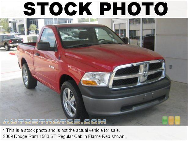 Stock photo for this 2009 Dodge Ram 1500 Regular Cab 3.7 Liter SOHC 12-Valve V6 4 Speed Automatic