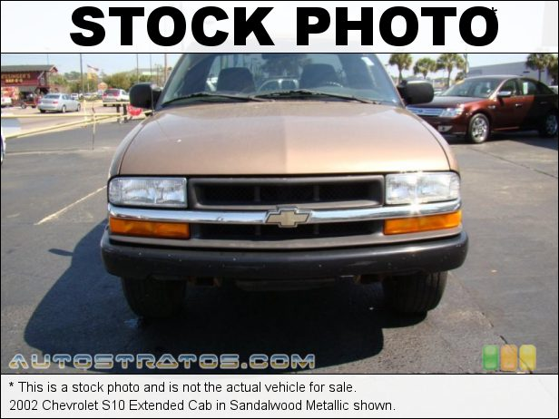 Stock photo for this 2000 Chevrolet S10 Extended Cab 4.3 Liter OHV 12-Valve V6 4 Speed Automatic