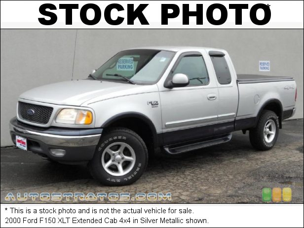 Stock photo for this 2002 Ford F150 XLT SuperCab 4x4 4.6 Liter SOHC 16V Triton V8 5 Speed Manual