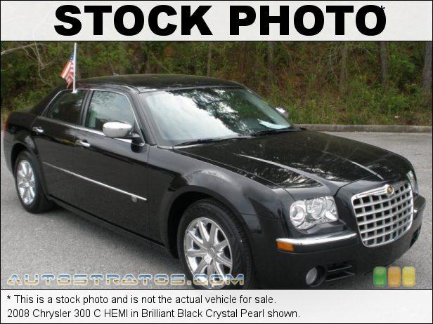 Stock photo for this 2008 Chrysler 300 C HEMI 5.7 Liter HEMI OHV 16-Valve VVT MDS V8 5 Speed Automatic