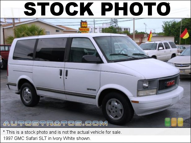 Stock photo for this 1997 GMC Safari SLT 4.3L Vortec V6 4 Speed Automatic