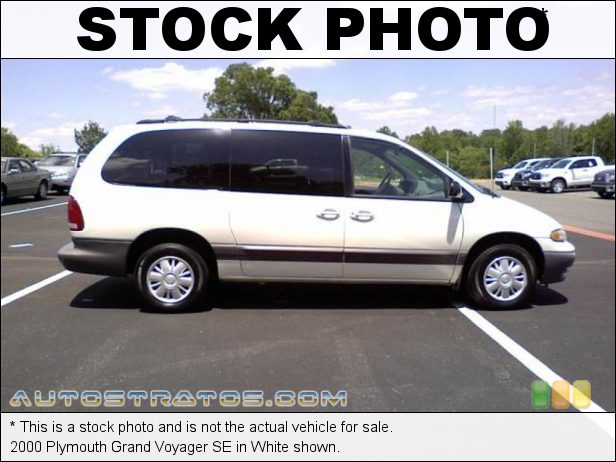 Stock photo for this 1998 Plymouth Grand Voyager SE 3.3 Liter OHV 12-Valve V6 4 Speed Automatic