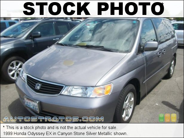 Stock photo for this 1999 Honda Odyssey EX 3.5 Liter SOHC 24-Valve V6 4 Speed Automatic