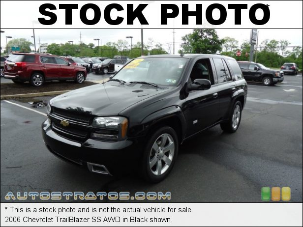 Buy A 2006 Chevrolet Trailblazer Ss Awd For Sale In