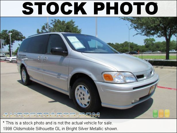 Stock photo for this 1998 Oldsmobile Silhouette GLS 3.4 Liter OHV 12-Valve V6 4 Speed Automatic