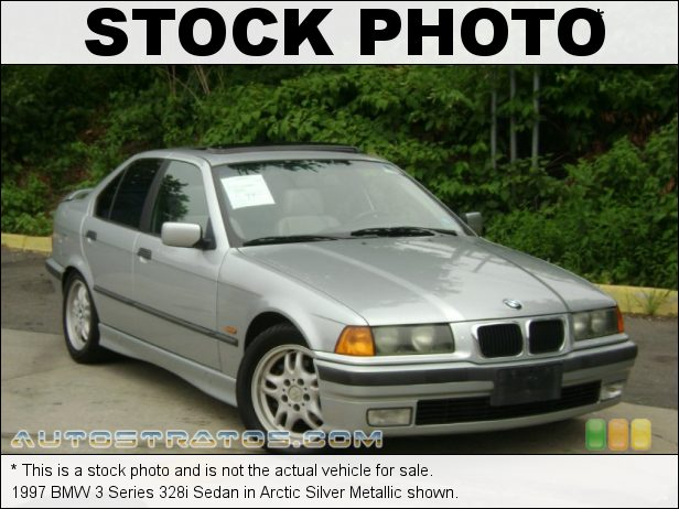 Stock photo for this 1997 BMW 3 Series 328i Sedan 2.8L DOHC 24V Inline 6 Cylinder 4 Speed Automatic