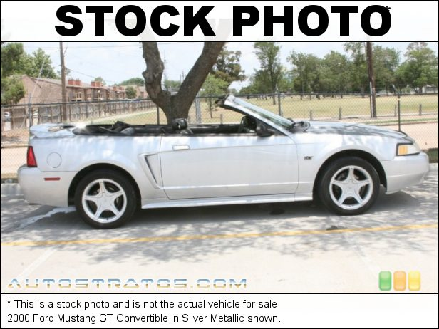 Stock photo for this 2000 Ford Mustang  4.6 Liter Paxton Supercharged SOHC 16-Valve V8 5 Speed Manual