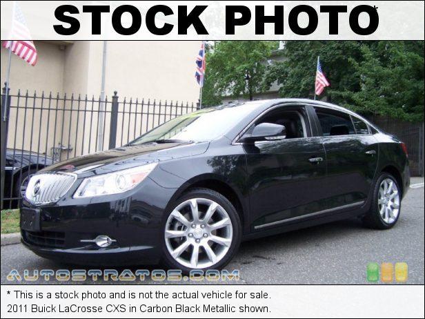 Stock photo for this 2011 Buick LaCrosse CXS 3.6 Liter SIDI DOHC 24-Valve VVT V6 6 Speed DSC Automatic