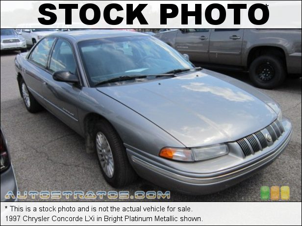 Stock photo for this 1997 Chrysler Concorde LXi 3.5 Liter SOHC 24-Valve V6 4 Speed Automatic