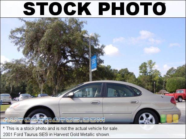 Stock photo for this 2001 Ford Taurus SES 3.0 Liter OHV 12-Valve V6 4 Speed Automatic
