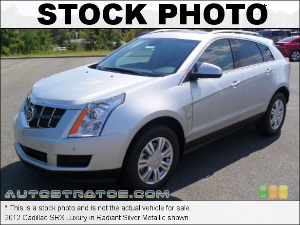 Stock photo for this 2012 Cadillac SRX Luxury 3.6 Liter DI DOHC 24-Valve VVT V6 6 Speed Automatic
