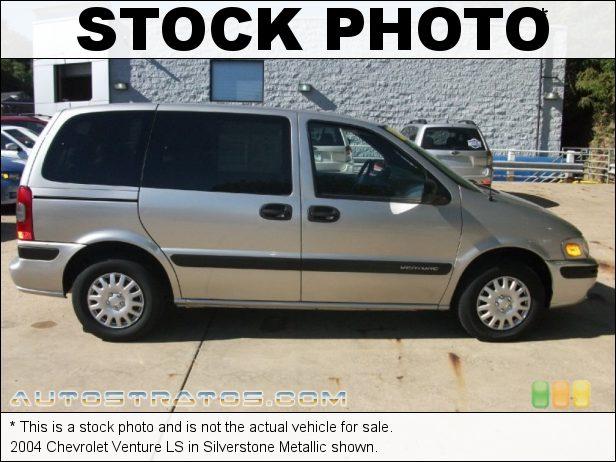 Stock photo for this 2004 Chevrolet Venture  3.4 Liter OHV 12-Valve V6 4 Speed Automatic