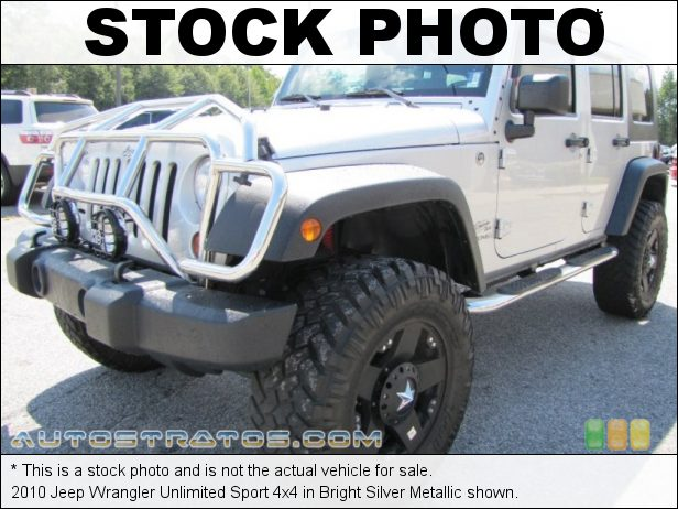 Buy A 2010 Jeep Wrangler Unlimited Sport 4x4 For Sale In