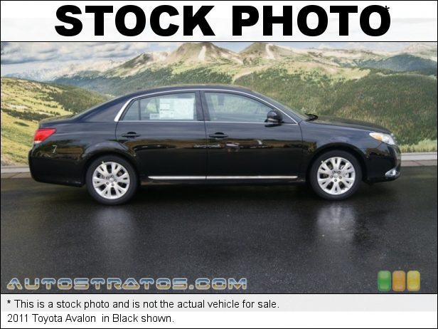 Stock photo for this 2011 Toyota Avalon  3.5 Liter DOHC 24-Valve Dual VVT-i V6 6 Speed ECT-i Automatic