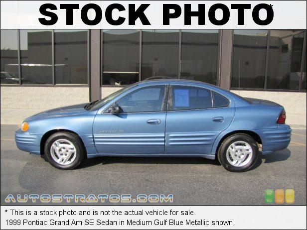 Stock photo for this 1999 Pontiac Grand Am SE Sedan 3.4 Liter OHV 12-Valve V6 4 Speed Automatic