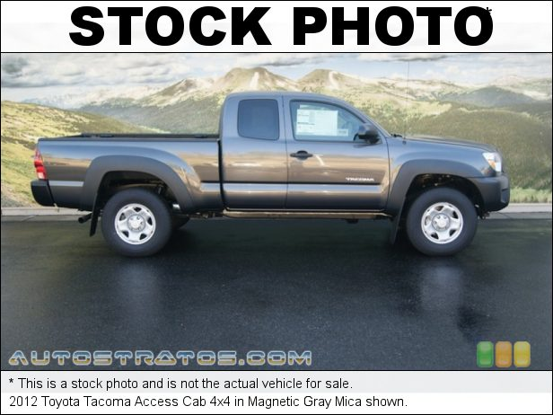 buy a 2012 toyota tacoma access cab 4x4 for sale in ramsey new jersey 07446 listing 751046. Black Bedroom Furniture Sets. Home Design Ideas