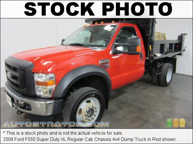 Stock photo for this 2008 Ford F550 Super Duty Regular Cab 4x4 6.4L 32V Power Stroke Turbo Diesel V8 5 Speed Automatic