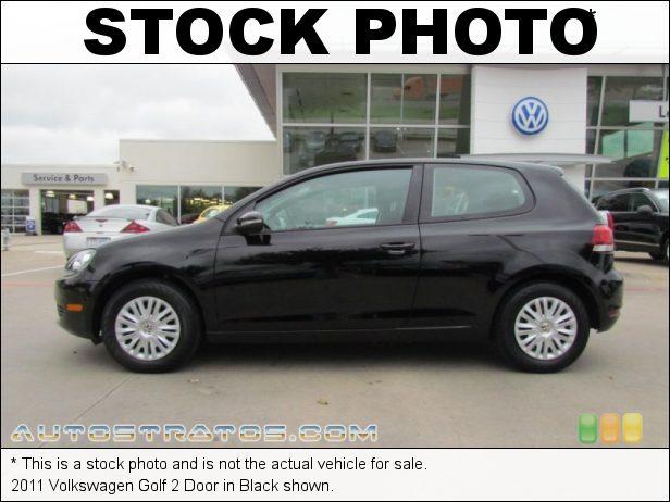 Stock photo for this 2011 Volkswagen Golf 2 Door 2.5 Liter DOHC 20-Valve 5 Cylinder 5 Speed Manual
