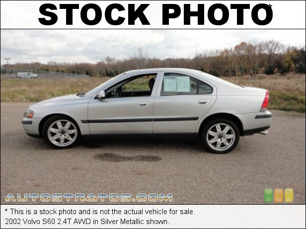 Buy a 2002 volvo s60 2 4t awd for sale in webster new york 14580