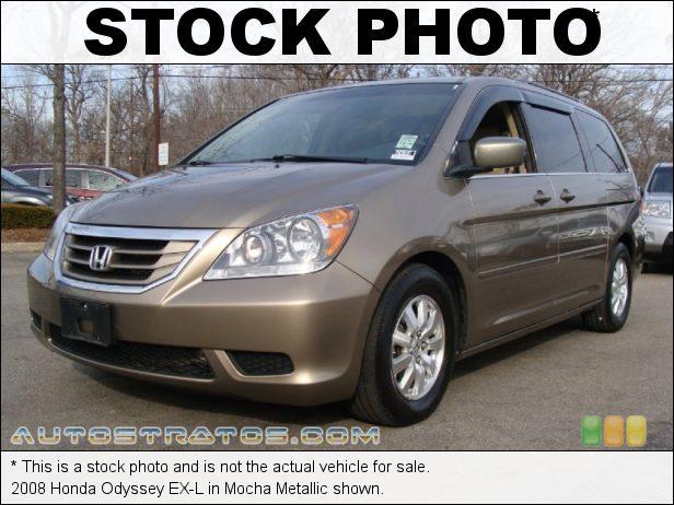Stock photo for this 2008 Honda Odyssey EX-L 3.5L SOHC 24V i-VTEC V6 5 Speed Automatic