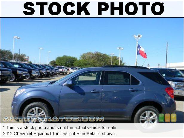 Stock photo for this 2012 Chevrolet Equinox LT 3.0 Liter SIDI DOHC 24-Valve VVT Flex-Fuel V6 6 Speed Automatic
