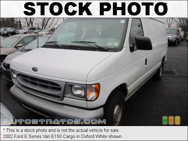 Stock photo for this 1999 Ford E Series Van E150 Cargo 4.2 Liter OHV 12-Valve V6 4 Speed Automatic