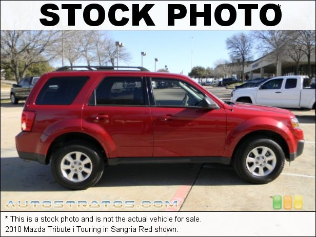 Stock photo for this 2011 Mazda Tribute i 2.5 Liter DOHC 16-Valve VVT 4 Cylinder 6 Speed Automatic