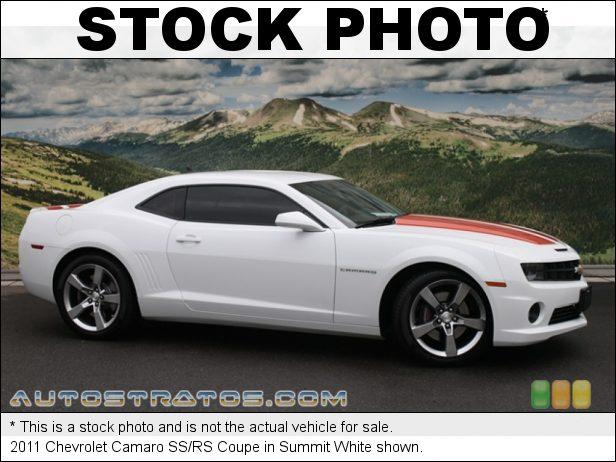 Stock photo for this 2011 Chevrolet Camaro Coupe 6.2 Liter OHV 16-Valve V8 6 Speed Manual