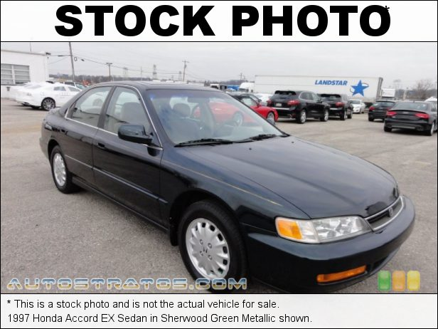 Stock photo for this 1997 Honda Accord EX Sedan 2.2 Liter SOHC 16-Valve VTEC 4 Cylinder 4 Speed Automatic