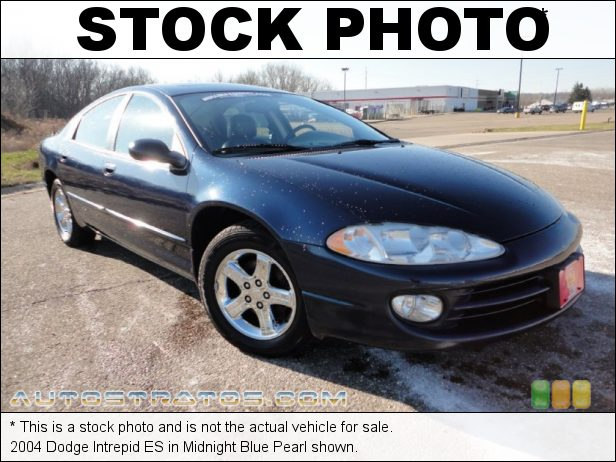 Stock photo for this 2004 Dodge Intrepid ES 3.5 Liter SOHC 24-Valve V6 4 Speed Automatic