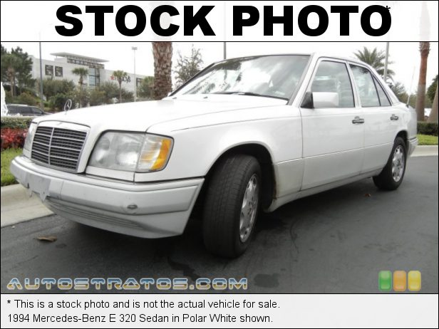 Stock photo for this 1994 Mercedes-Benz E 320 Sedan 3.2 Liter DOHC 24-Valve Inline 6 Cylinder 4 Speed Automatic