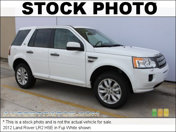 Stock photo for this 2012 Land Rover LR2 HSE 3.2 Liter DOHC 24-Valve VVT Inline 6 Cylinder 6 Speed CommandShift Automatic