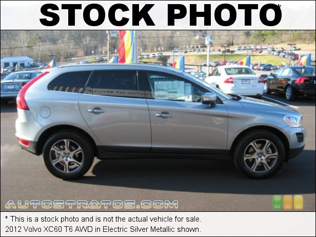 Stock photo for this 2012 Volvo XC60 T6 AWD 3.0 Liter Turbocharged DOHC 24-Valve VVT Inline 6 Cylinder 6 Speed Geartronic Automatic