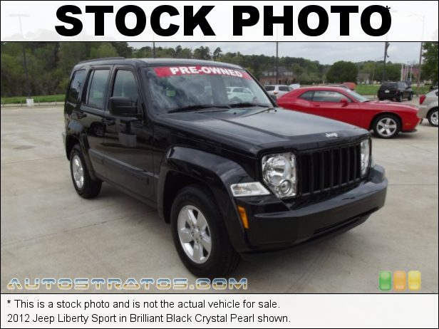 Stock photo for this 2012 Jeep Liberty Sport 3.7 Liter SOHC 12-Valve V6 4 Speed Automatic