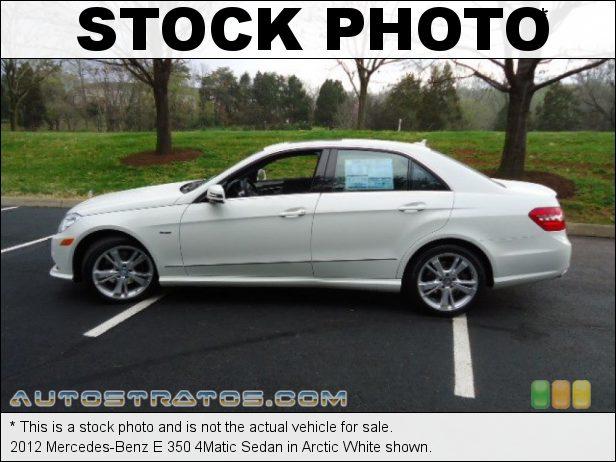 Stock photo for this 2012 Mercedes-Benz E 350 4Matic Sedan 3.5 Liter DOHC 24-Valve VVT V6 7 Speed Automatic