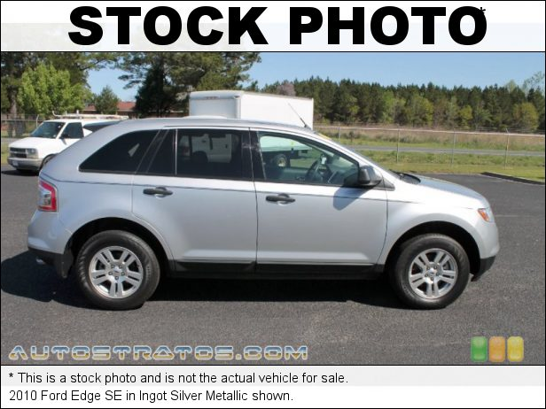 Stock photo for this 2010 Ford Edge SE 3.5 Liter DOHC 24-Valve iVCT Duratec V6 6 Speed Automatic