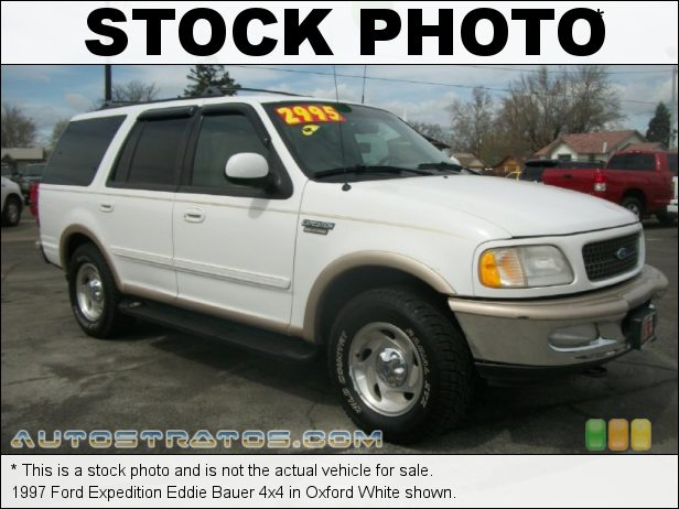 Stock photo for this 1997 Ford Expedition 4x4 5.4 Liter SOHC 16-Valve V8 4 Speed Automatic