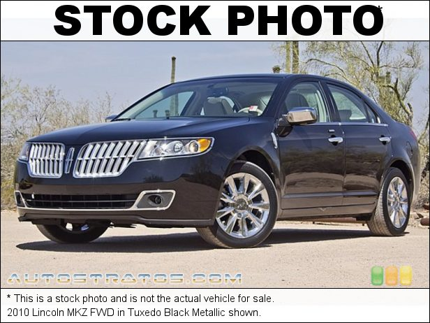Stock photo for this 2010 Lincoln MKZ FWD 3.5 Liter DOHC 24-Valve iVCT Duratec V6 6 Speed Selectshift Automatic