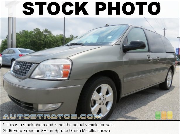 Stock photo for this 2006 Ford Freestar SEL 4.2 Liter OHV 12 Valve V6 4 Speed Automatic