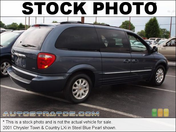 Stock photo for this 2001 Chrysler Town & Country LXi 3.8 Liter OHV 12-Valve V6 4 Speed Automatic