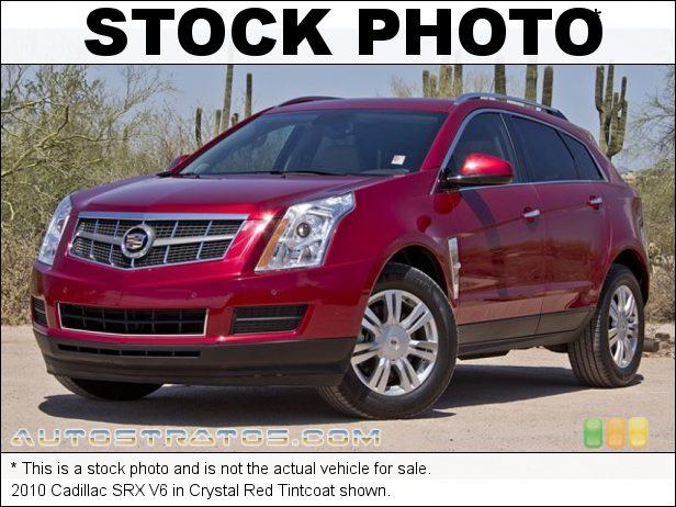 Stock photo for this 2010 Cadillac SRX V6 3.0 Liter DI DOHC 24-Valve VVT V6 6 Speed DSC Automatic