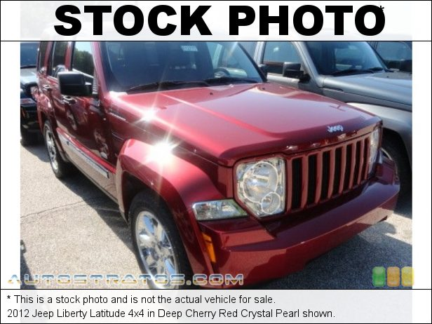 Stock photo for this 2012 Jeep Liberty Latitude 4x4 3.7 Liter SOHC 12-Valve V6 4 Speed Automatic
