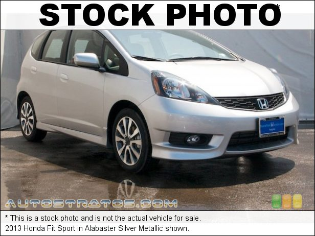 Stock photo for this 2013 Honda Fit Sport 1.5 Liter DOHC 16-Valve i-VTEC 4 Cylinder 5 Speed Automatic
