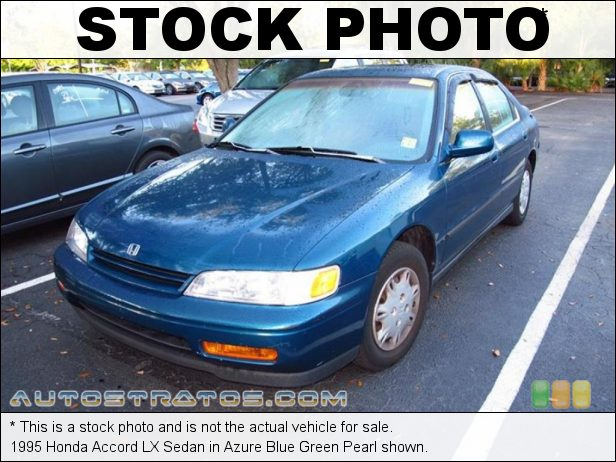 Stock photo for this 1994 Honda Accord LX Sedan 2.2 Liter SOHC 16-Valve VTEC 4 Cylinder 4 Speed Automatic