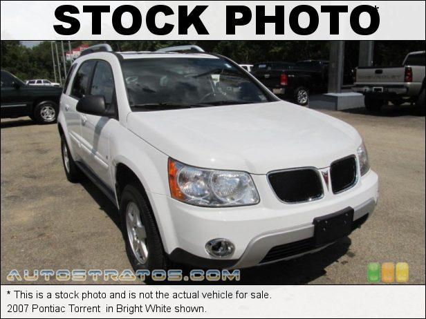 Stock photo for this 2007 Pontiac Torrent  3.4 Liter OHV 12-Valve V6 5 Speed Automatic