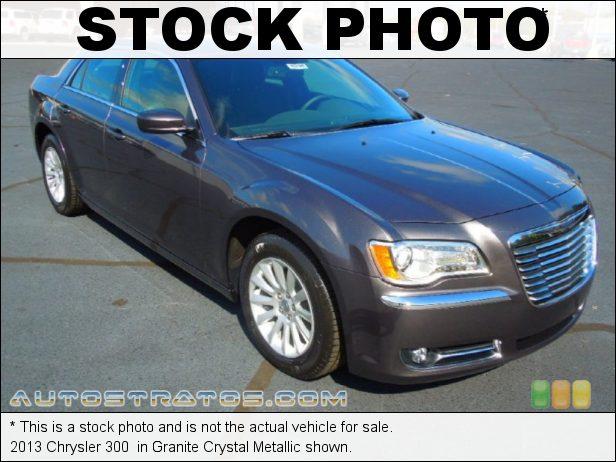 Stock photo for this 2013 Chrysler 300  3.6 Liter DOHC 24-Valve VVT Pentastar V6 8 Speed Automatic