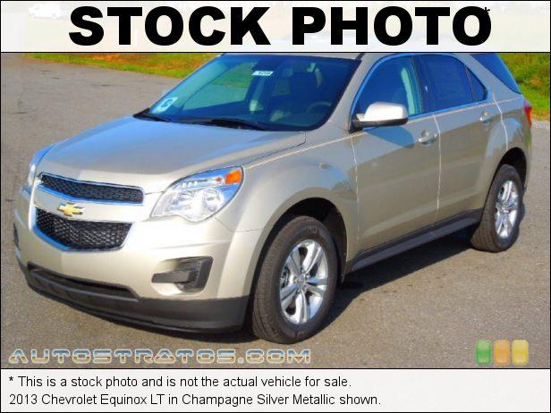 Stock photo for this 2013 Chevrolet Equinox LT 2.4 Liter SIDI DOHC 16-Valve VVT ECOTEC 4 Cylinder 6 Speed Automatic