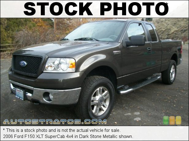 Stock photo for this 2006 Ford F150 XLT SuperCab 4x4 5.4 Liter SOHC 24-Valve Triton V8 4 Speed Automatic