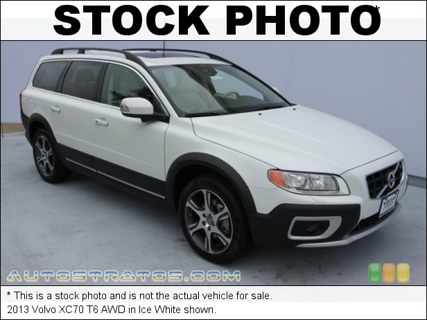 Stock photo for this 2011 Volvo XC70 T6 AWD 3.0 Liter Twin-Scroll Turbocharged DOHC 24-Valve VVT Inline 6 Cy 6 Speed Geartronic Automatic